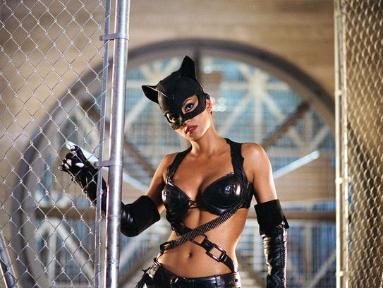 'Catwoman' starring Halle Berry bombed in 2004.