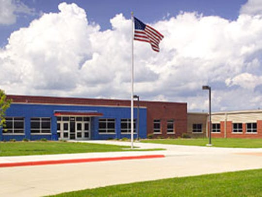 North Bend Elementary School in North Liberty is one