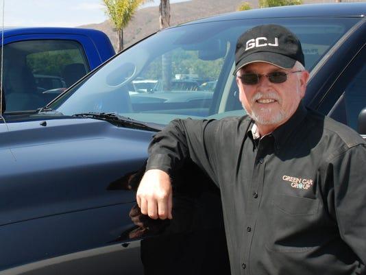 Ron Cogan and Pickup Trucks