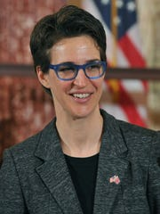 Rachel Maddow is 'Out's' Power 50 leader.