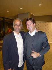 Musician Luis Resto and Fiat Chrysler Automobiles Chief