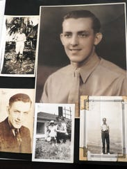 Sgt. Harold Davis was born in 1920 and grew up in Zanesville.