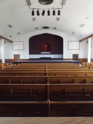 This former sanctuary will become home to Baker Creek