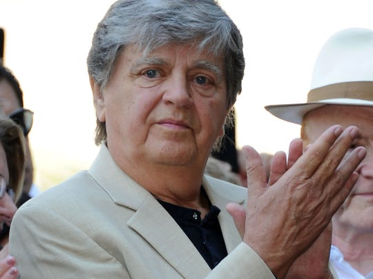 Phil Everly attends the Buddy Holly Hollywood Walk Of Fame Induction Ceremony in Hollywood, Calif., on Sept. 7, 2011