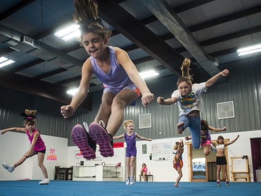 Safety Inspections Cheer Fitness