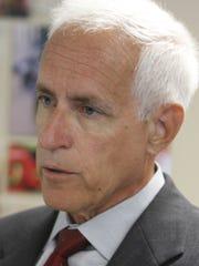 John Federspiel, former president and CEO of Hudson Valley Hospital Center