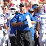Holtz focused on season, not coaching carousel