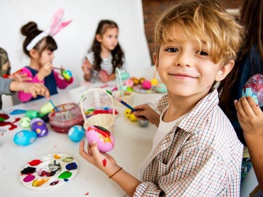 Things to do with the kids this easter weekend in the fort myers easter egg hunts and festivals rule the weekend plus theres science saturday princesses and pirates night and a car show negle Images