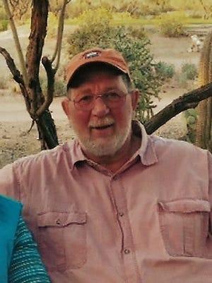 James Dennis Weible, 72