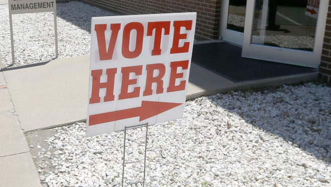 Voters should take time to study the candidates, not just vote by political party.