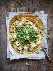 Pizza from Piezzetta Pizza Kitchen