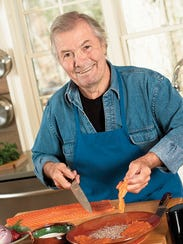 Jacques Pépin sees autumn as a time to celebrate the