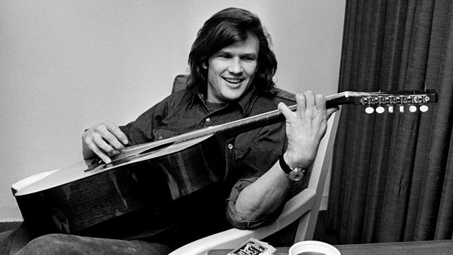 Kris Kristofferson, country singer-songwriter, actor, turns 83