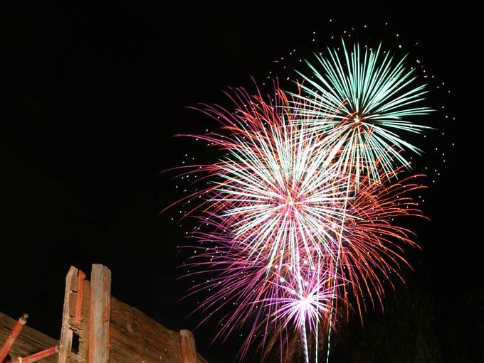 7/1: Red, White & Rawhide Fireworks Spectacular: Rawhide