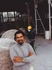 Caller-Times fileJesus Bautista Moroles in his Rockport