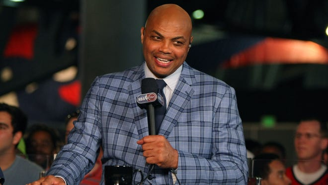 Former NBA player and current TNT television personality Charles Barkley is a big hockey fan.