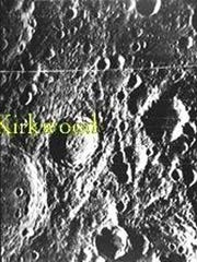 Another view of the Kirkwood moon crater. (NASA photo)