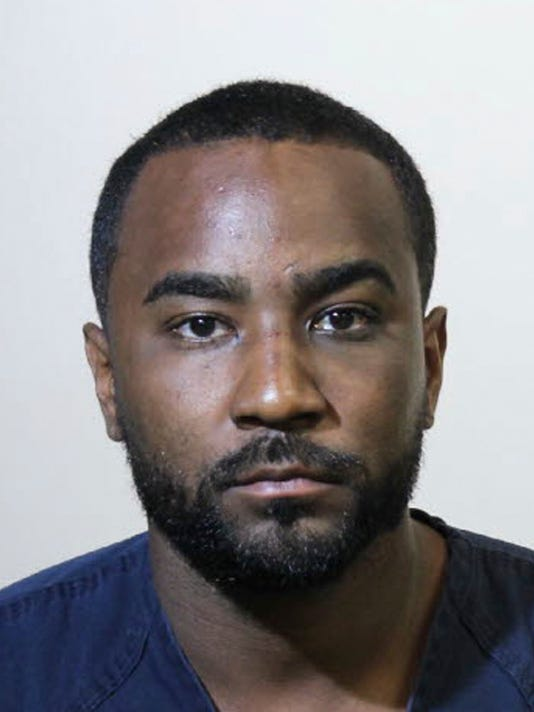 AP NICK GORDON ARRESTED A ENT USA