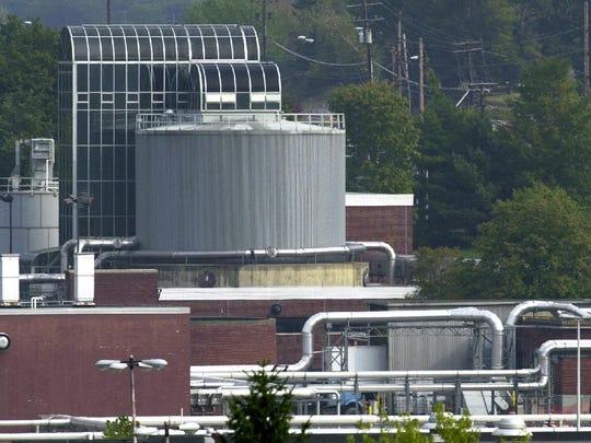 The Binghamton-Johnson City Joint Sewage Treatment