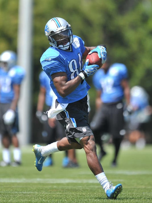 Often Injured Broyles Making Move On Lions Depth Chart