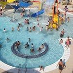 Swimming lessons at Sunrise Pool in Peoria