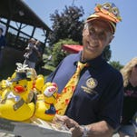 Denville ducks race for Rotary