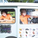 Teens' Likity-Split ice cream truck dishes up life lessons