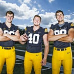 Hawkeye defensive ends hungry for a live opponent