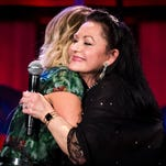 Crystal Gayle surprised by Carrie Underwood with Opry invitation