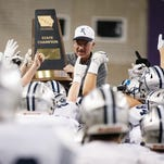 Cedar Rapids Xavier's Duane Schulte named All-Iowa football coach of the year