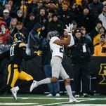 Analysis: Purdue rode one mismatch for six pass plays to beat Iowa