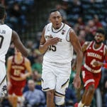 Notre Dame's Bonzie Colson expected to miss eight weeks with foot fracture