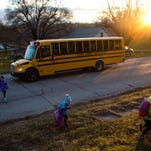Two hours is too long on a school bus