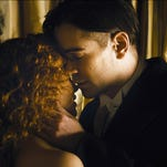 """Ben Turner and Eva Green in a scene from the motion picture """"300: Rise of an Empire."""""""