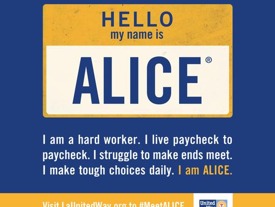 Hello my name is Alice