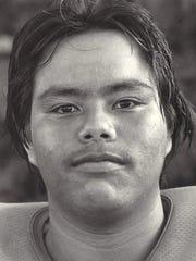 Greg CastroSport: Football (tackle)School: Simon