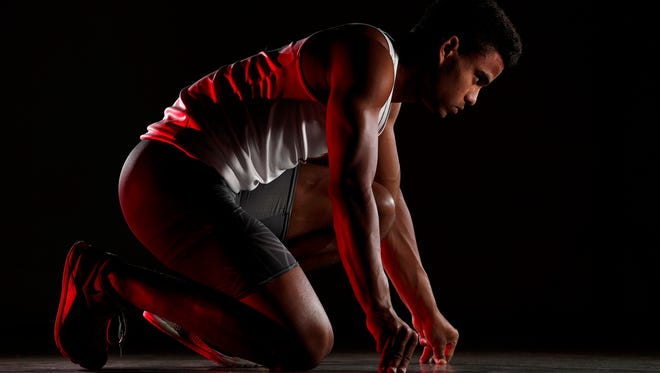 DJ Stewart of Kimberly is the Post-Crescent boys track and field athlete of the year.