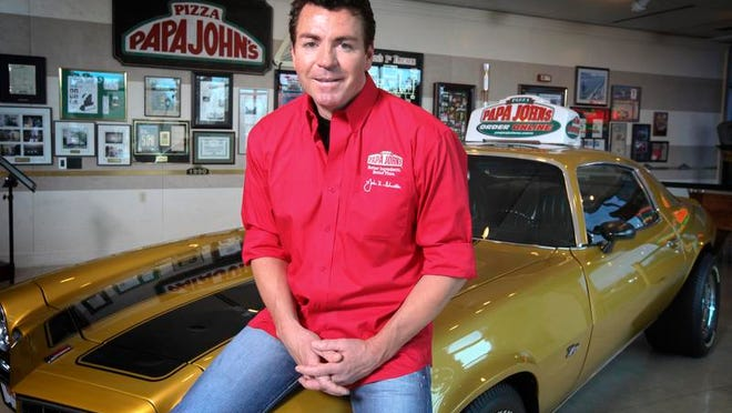 John Schnatter, the founder of Papa John's pizza, is listed as Louisville's richest man.