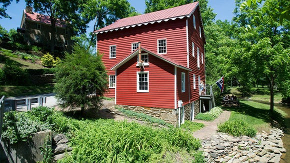 Wallace-Cross Mill open house Sunday June 15, 2014  Paul Kuehnel - Daily Record/Sunday News