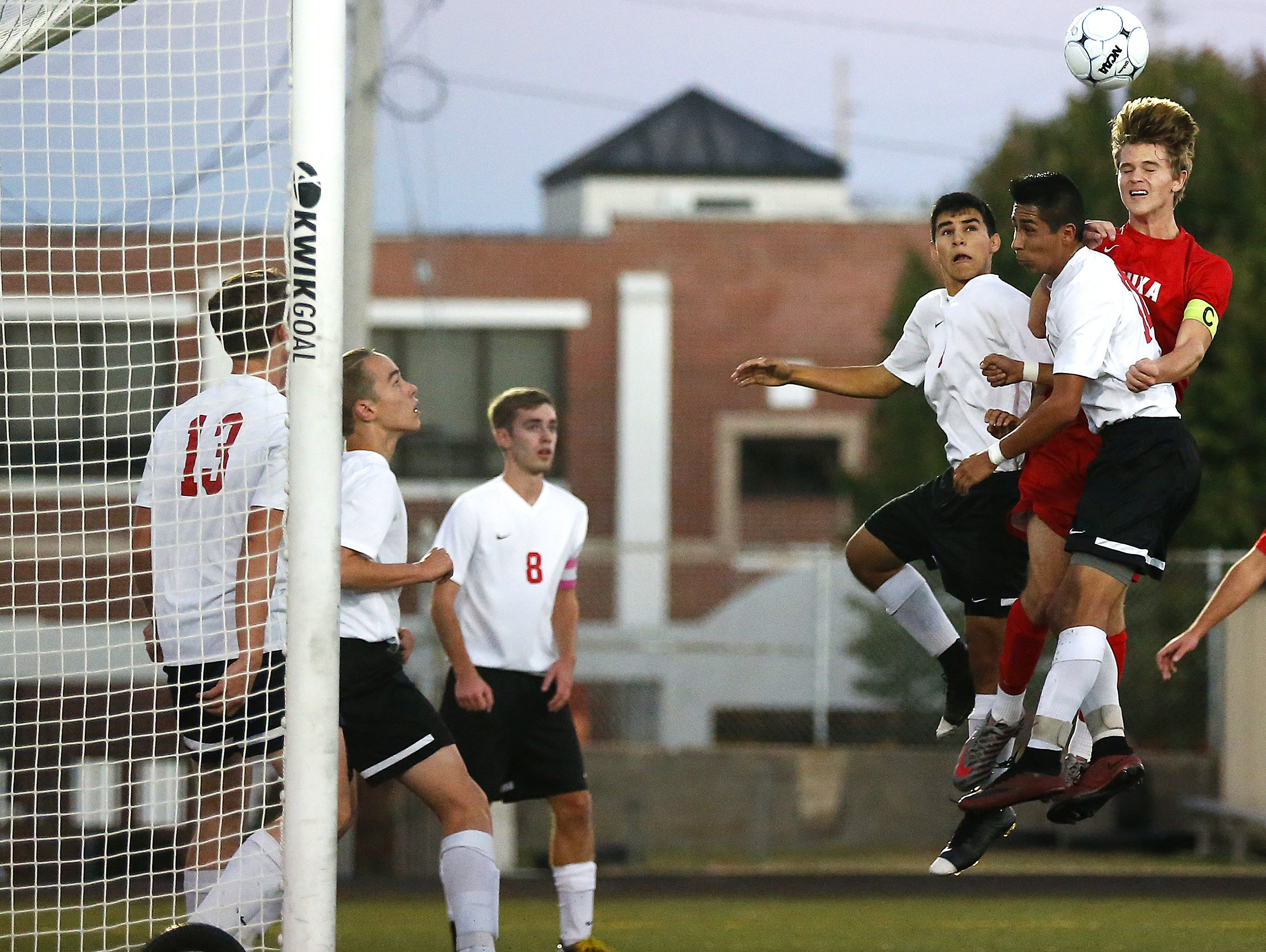 Central High School's 19 different sports teams will join the Ozark Conference at the start of the 2018-2019 school year.
