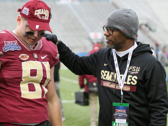 Florida State Seminoles incoming head coach Willie