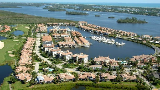 Loggerhead Marina at Grand Harbor in Vero Beach was one of 11 properties bought this week by Suntex Marinas of Dallas.