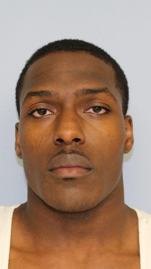Former Auburn walk-on linebacker DeNorris James was