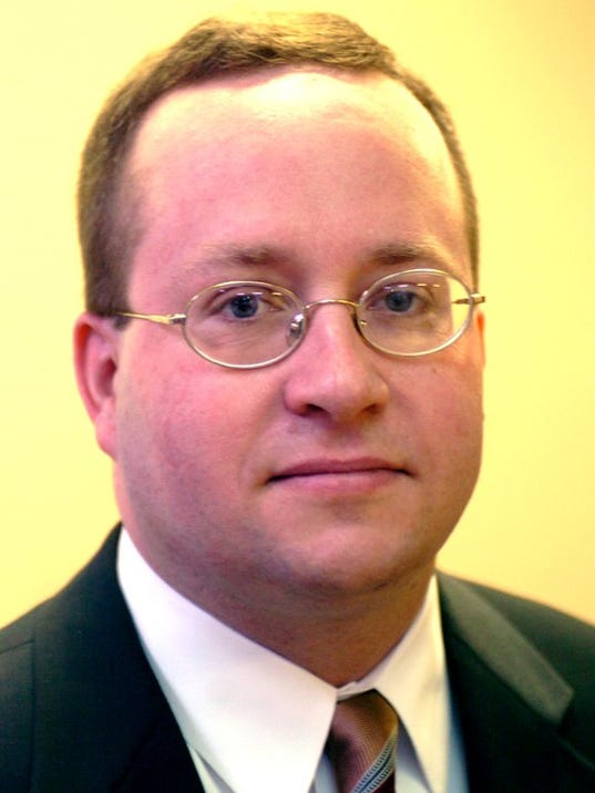 KYFLETCHER KY March 18, 2004 hedshot of John Stanton (cq) , regional representative for the office of Governor Ernie Fletcher. patrick reddy/cincinnati enquirer/pr