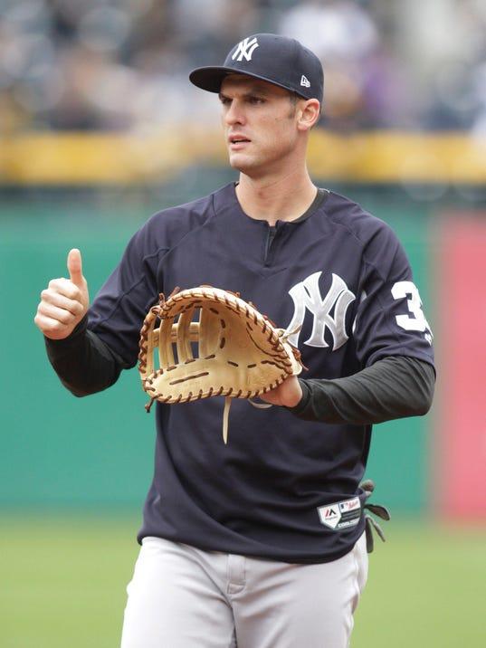 MLB New York Yankees at Pittsburgh Pirates