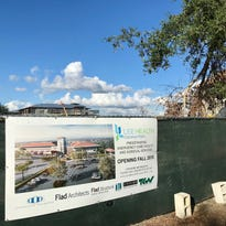 Lee Health Coconut Point on track to open in fall 2018