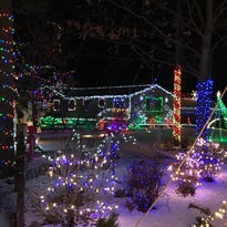 Outdoor Christmas displays in central Wisconsin you don't want to miss
