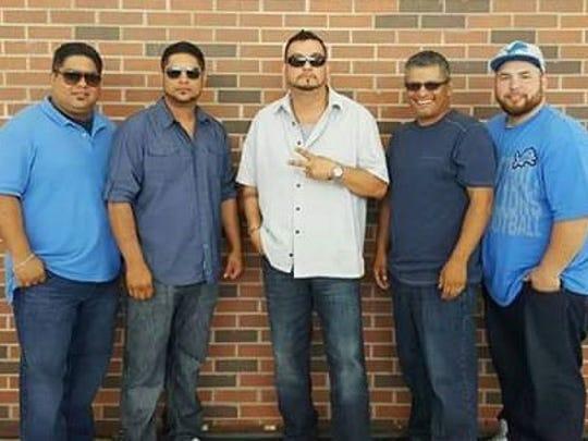 Grupo Vicio de Detroit will perform at The Loft on