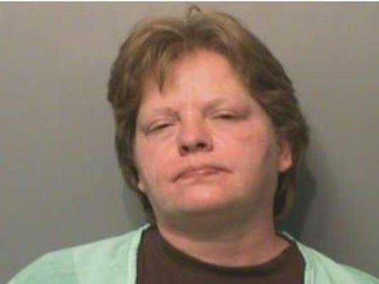 Suspect Debora Aldrich