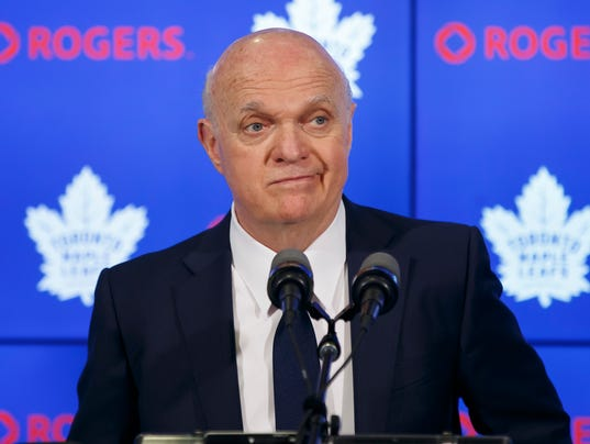 AP MAPLE LEAFS WRAPUP HOCKEY S HKN CAN ON